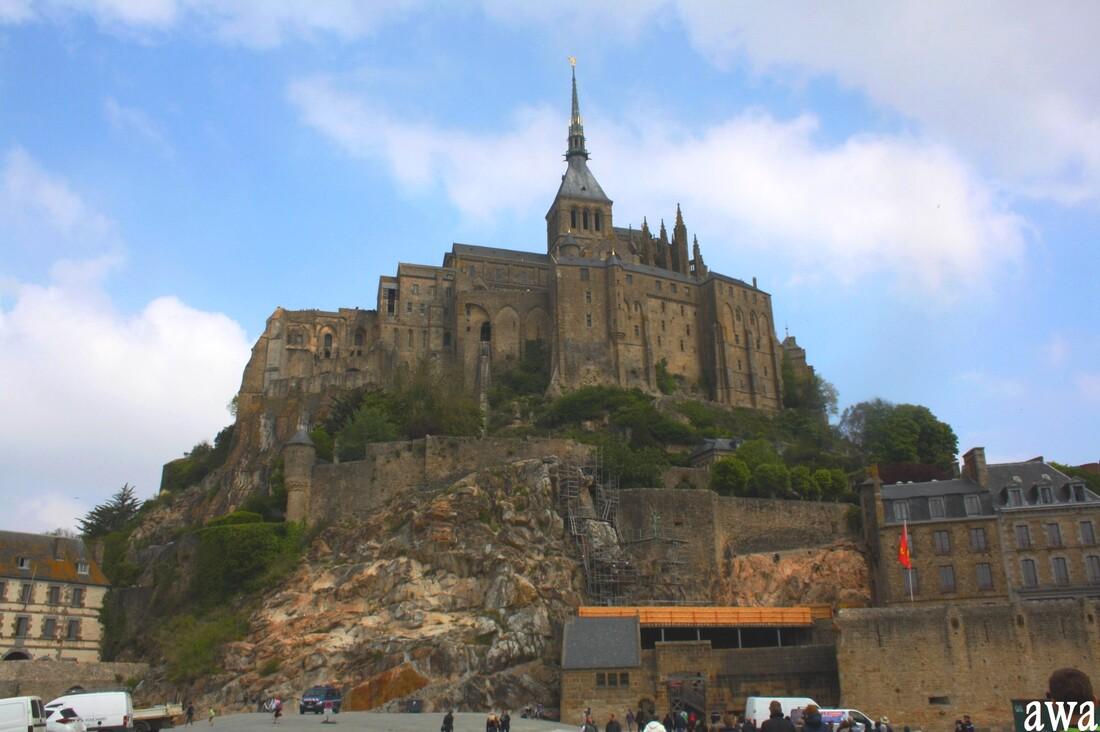 Normandie : Visite du Mont St Michel