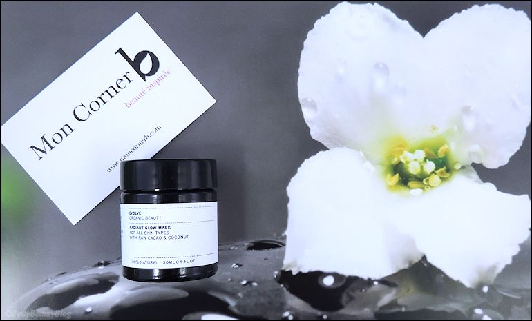 Evolve le masque gourmand 100% naturel