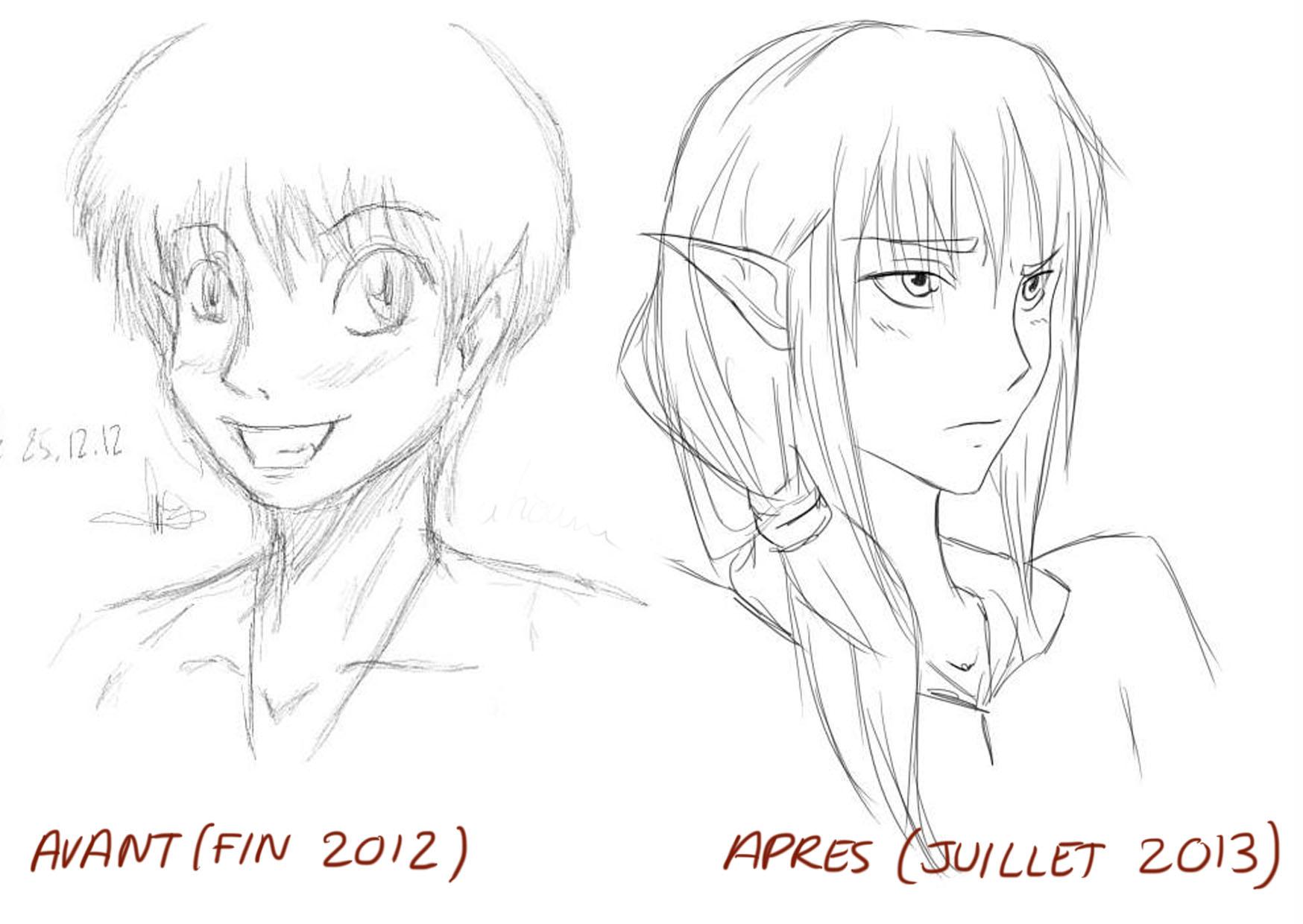 • Bienvenus sur le blog de dessins de.... Fuku-chan !