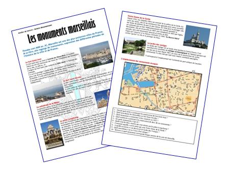 Les monuments marseillais