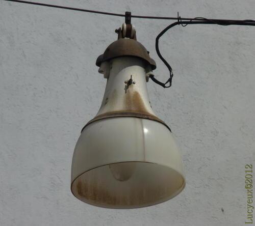 lampadaire Ostuni