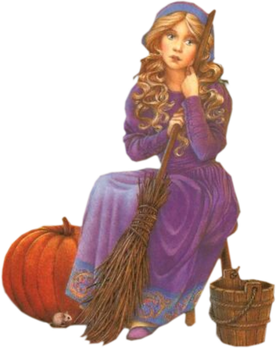 Personnages d'Halloween Série 4