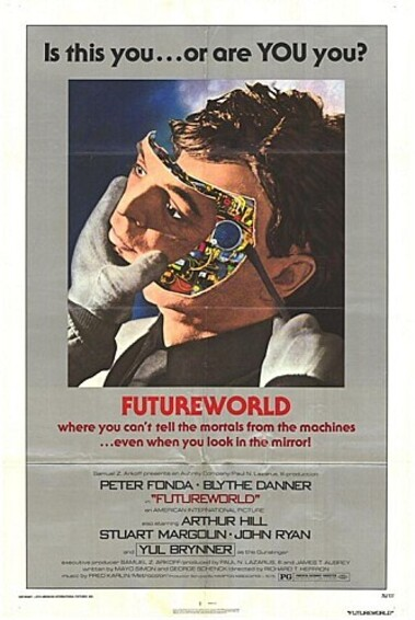 FUTURE WORLD BOX OFFICE USA 1976