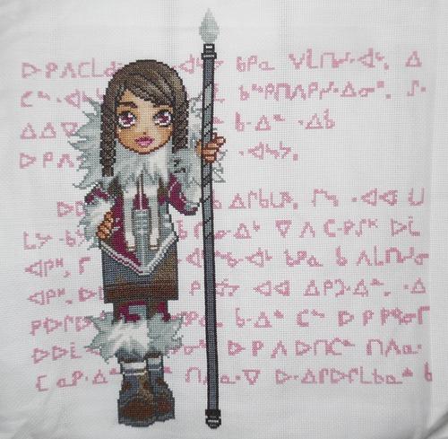Filanthrope - Princesse Inuit