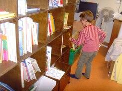 les ateliers bibliothèque