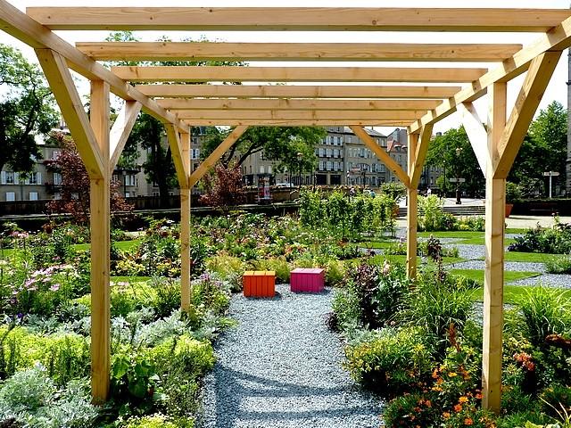 Metz un jardin en chantier 45 Marc de Metz 31 07 2012