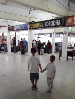 Voyage a Zanzibar