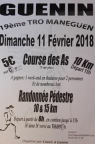 Tro Maneguen - Dimanche 11 février 2018