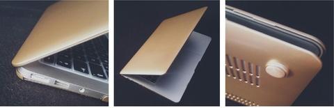 Elle protège le MacBook Air comme aucune autre...