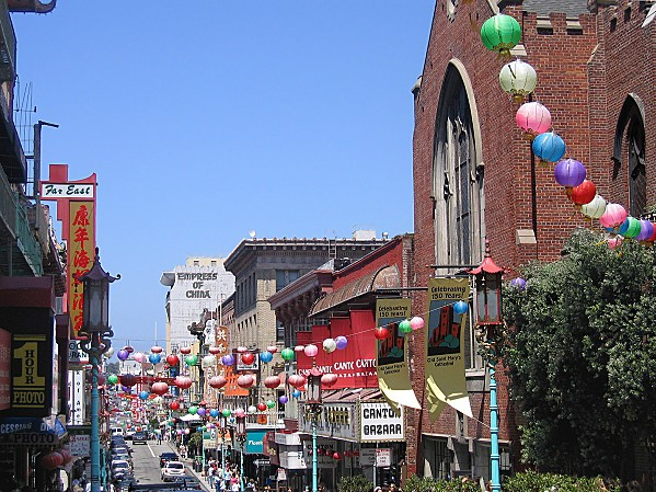 San Francisco Chinatown 3