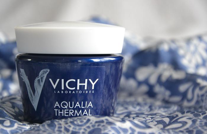 Vichy Aqualia Thermal, ou l'hydratation des peaux sensibles
