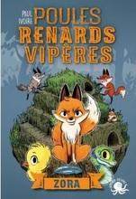 Poules, renards, vipères tome 2-  Zora