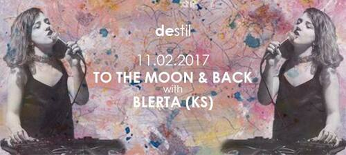 "Concert ""To the moon and back"" à Tirana."