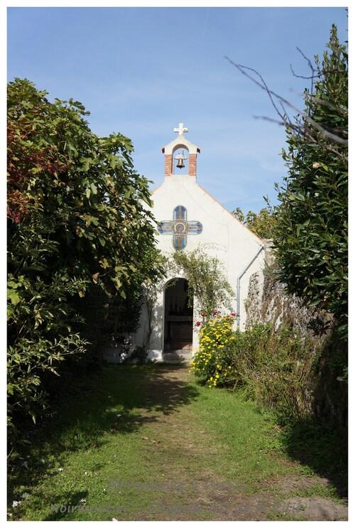 Noirmoutier, Chapelle Notre Dame de la Pitié