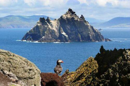 Les Iles Skellig