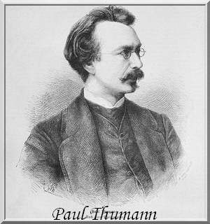 Peintures de : Friedrich Paul Thumann