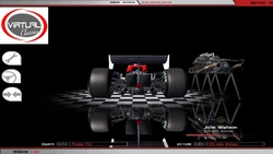 Penske PC3 - Ford Cosworth DFV V8 3.0