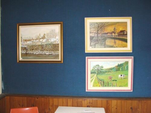 Les peintures de Jean-Pierre Loget