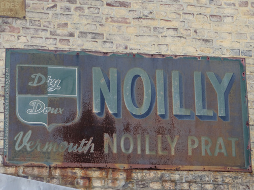 Publicité ancienne Noilly Vermouth