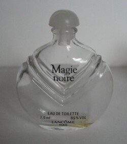 MAGIE NOIRE bch plastique