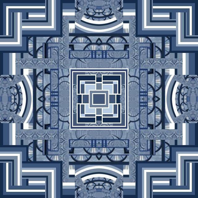 Mandala MARIELLE 1 mp1357