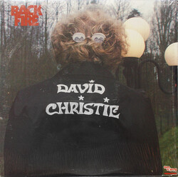 David Christie - Back Fire - Complete LP
