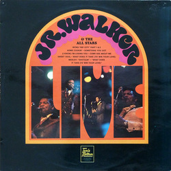 J.R. Walker & The All Stars - Live - Complete LP