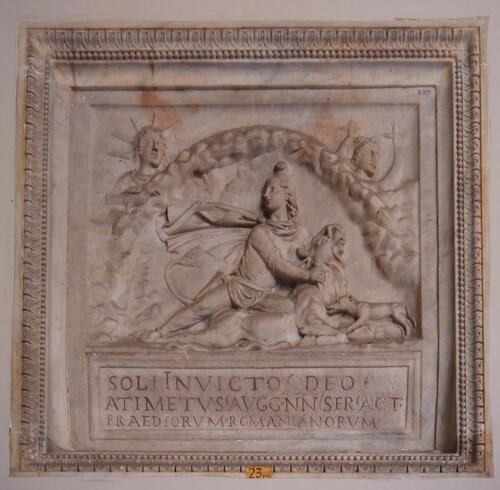 Synthèse du culte de Mithra, sa métaphysique et ses symboles