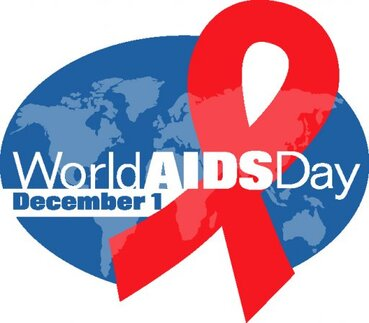 WEAR A RED RIBBON!