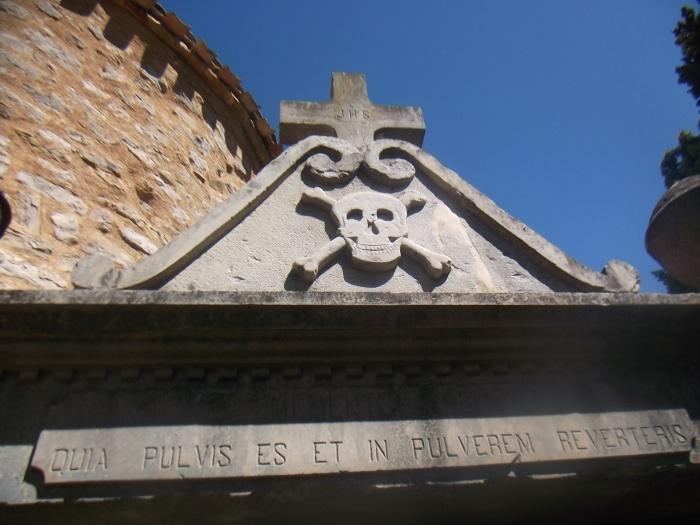 """Rennes le Château, village """"gothique"""""""
