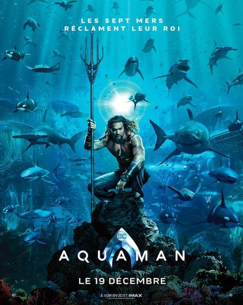 Aquaman: 19 Décembre 2018