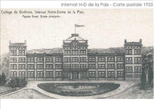 Histoire du Collège de Godinne