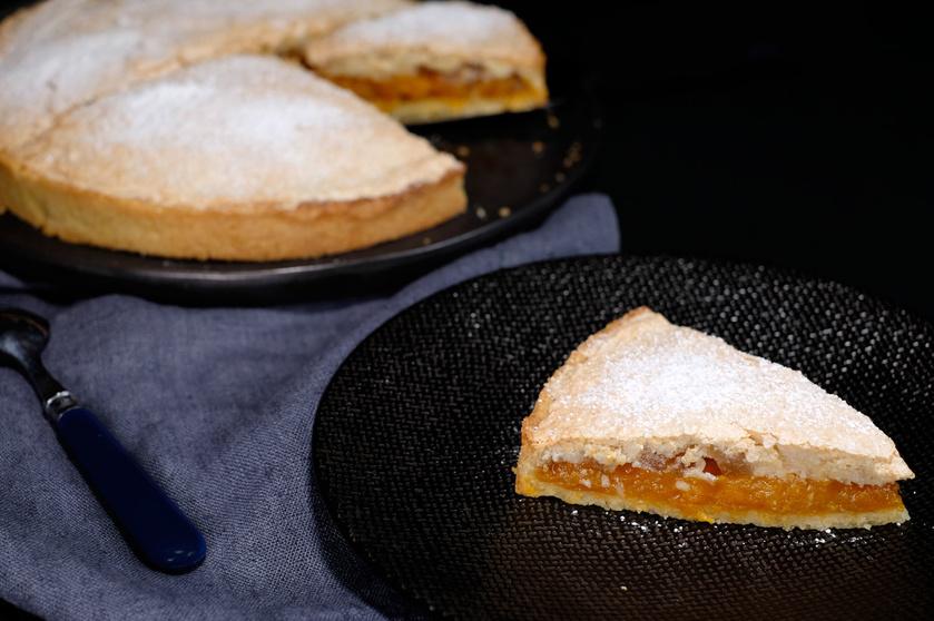 Fenetra, gâteau toulousain abricot-citron confit- macaronade