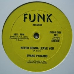 Evans Pyramid - Never Gonna Leave You