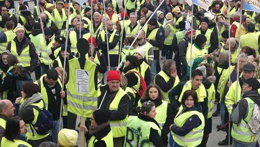 Gilets jaunes. Quelles actions prévues dans le Finistère ce samedi 5 janvier?  (OF.fr-4/01/19-18h42)