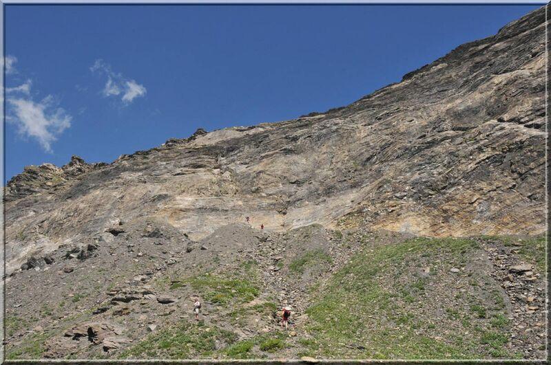 Images de randonnée : Anterne