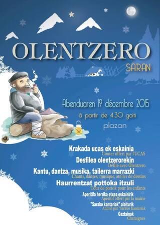 OLENTZERO A SARE 2015