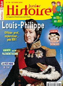 Histoire Junior n° 78 - Oct. 18