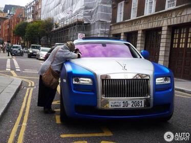 "Lessons from classic ""old man of great bum and Rolls Royce"""