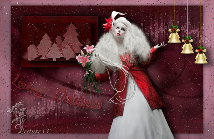 LOVING CHRISTMAS de CREANNIE