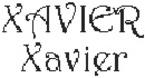 Dictons de la St François-Xavier + grille prénom !