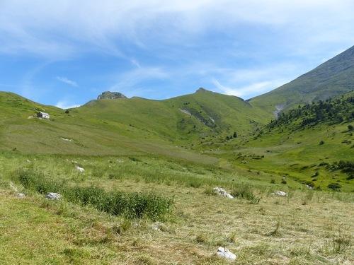 Col de l'Aup (Dévoluy)