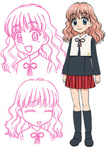 Kokoroyomi, Kitsuneme, Anna Umenomiya, Nonoko Ogasawara
