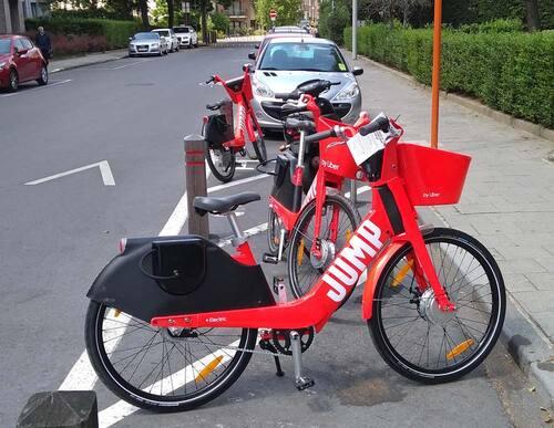 Tester la mobilité à Bruxelles grâce à Belfius