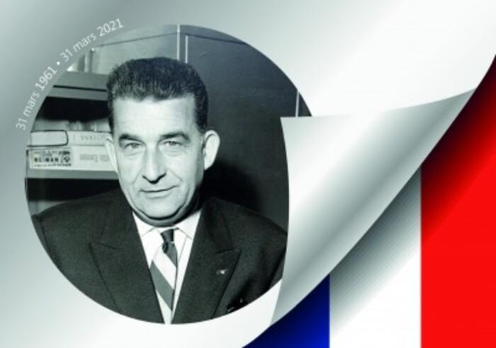 C'était le 31 mars 1961, le maire d'Evian était assassiné par l'OAS *** Alger veut saluer la mémoire de l'ancien maire  Camille Blanc