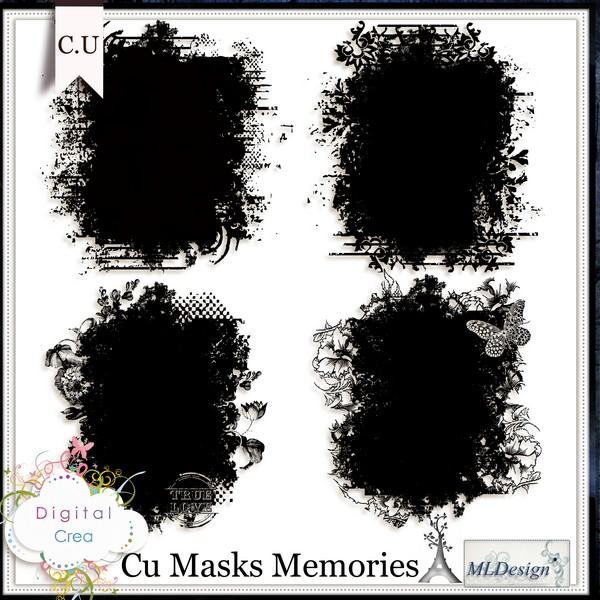 Masks CU by MLDesign