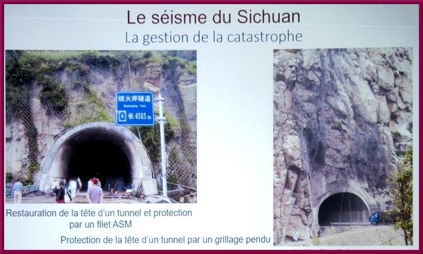 """""""Le tremblement de terre au Sichuan, un an après"""", une très intéressante conférence de Pierre Potherat"""