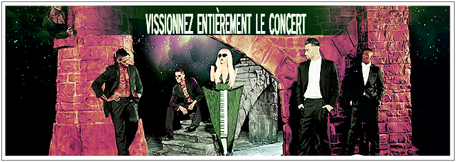 Visionnez : The Born this way Ball
