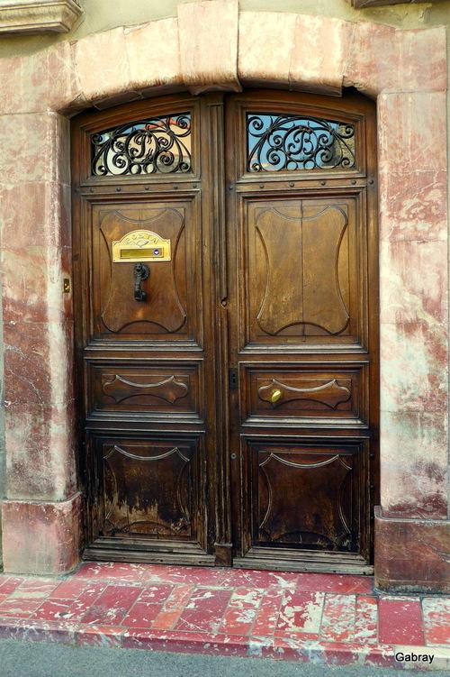Prades: des portes