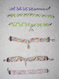 Bracelets par milliers...